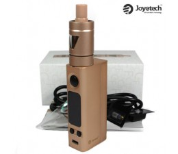 Kit eVic VTC mini Tron Gold